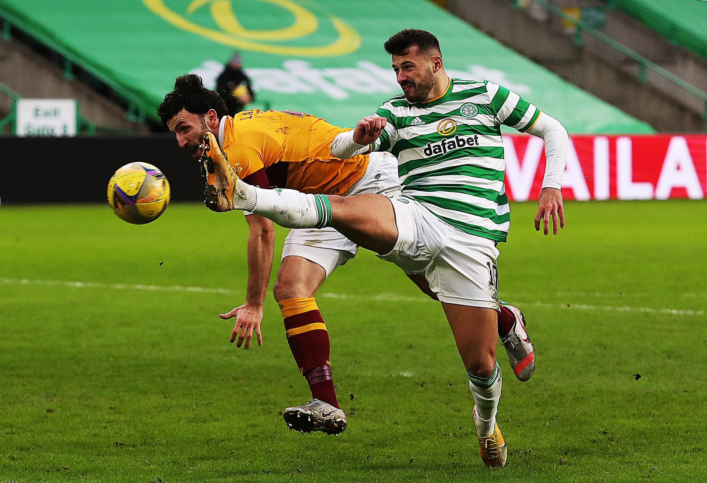 Greg Taylor says Albian Ajeti should be cleared of diving as Celtic striker braces for outcome of hearing