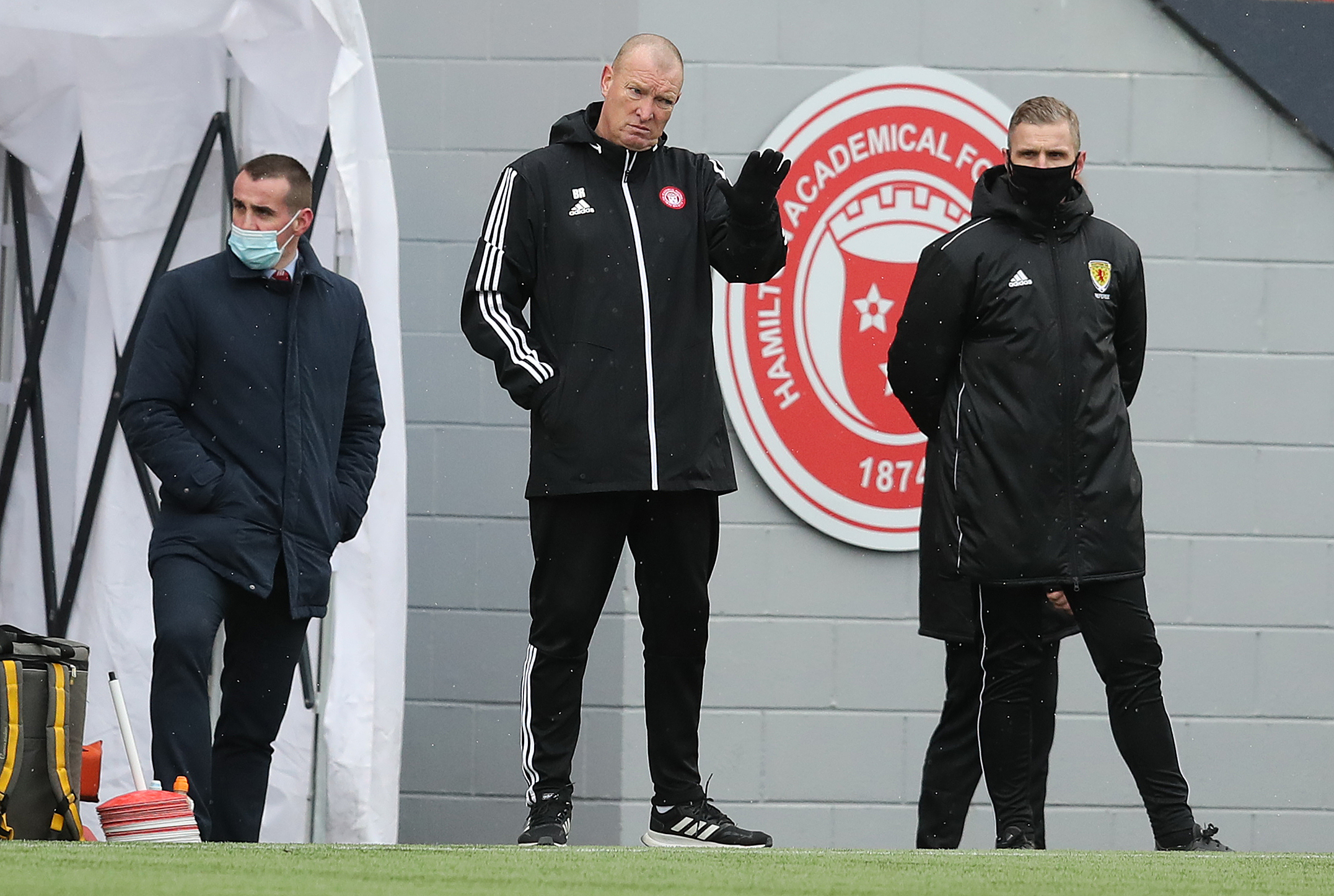 Brian Rice: Hamilton deserved more than a point from Rangers clash