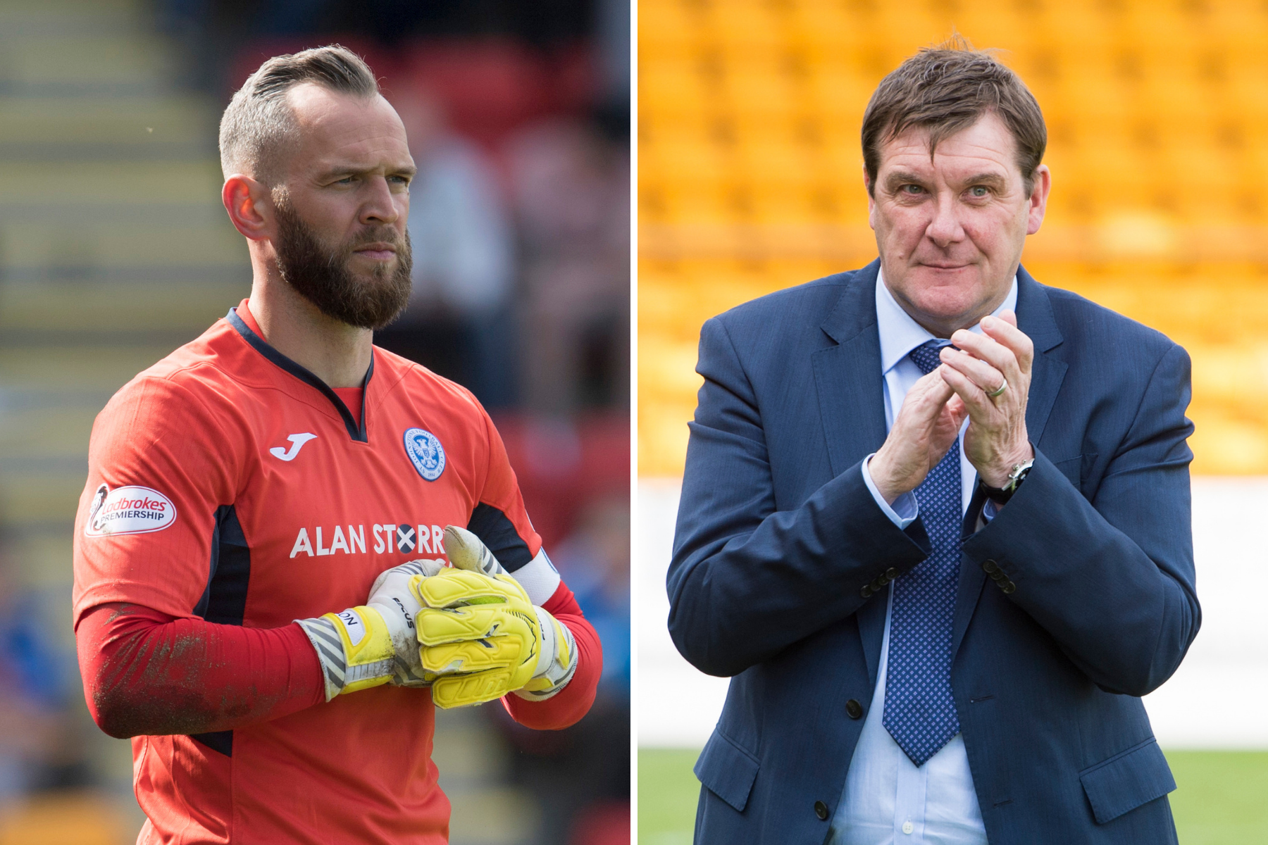 Former St Johnstone goalkeeper Alan Mannus on what Kilmarnock fans can expect from Tommy Wright