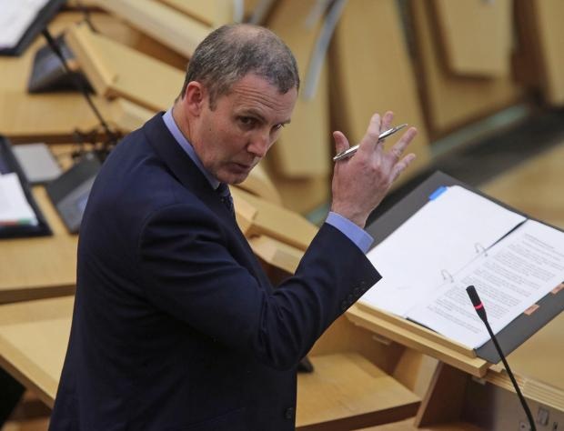 HeraldScotland: Michael Matheson outlined the new rules in parliament