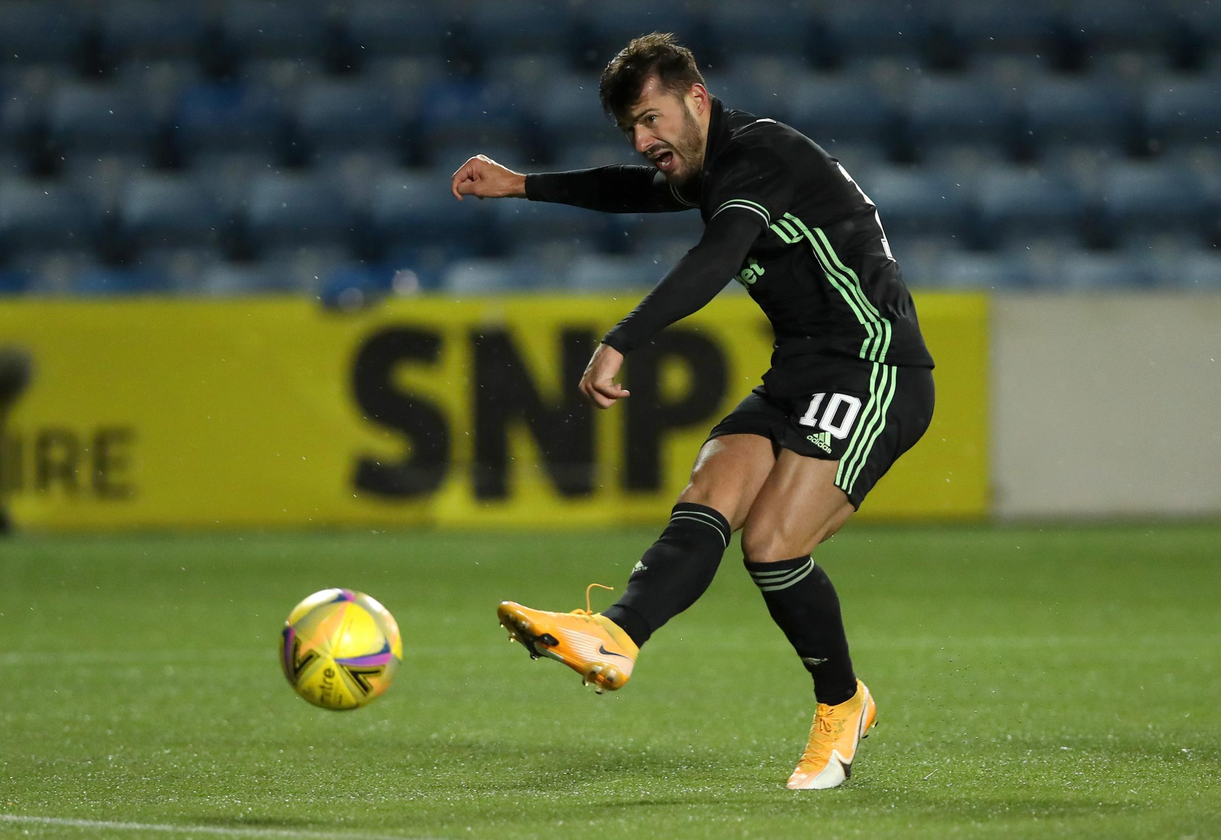 Celtic striker Albian Ajeti escapes ban as simulation charge 'not proven'