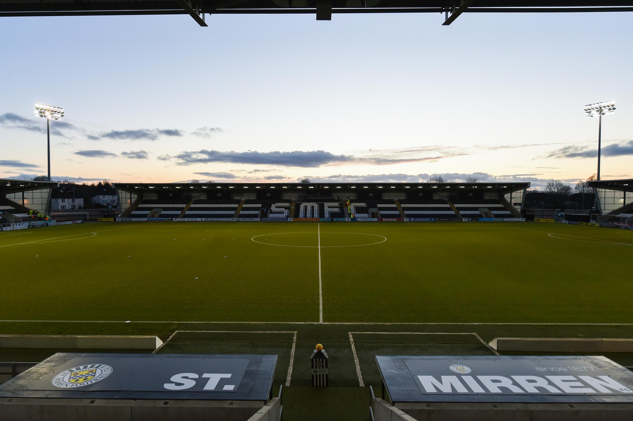 St Mirren issue update on pitch ahead of Celtic clash