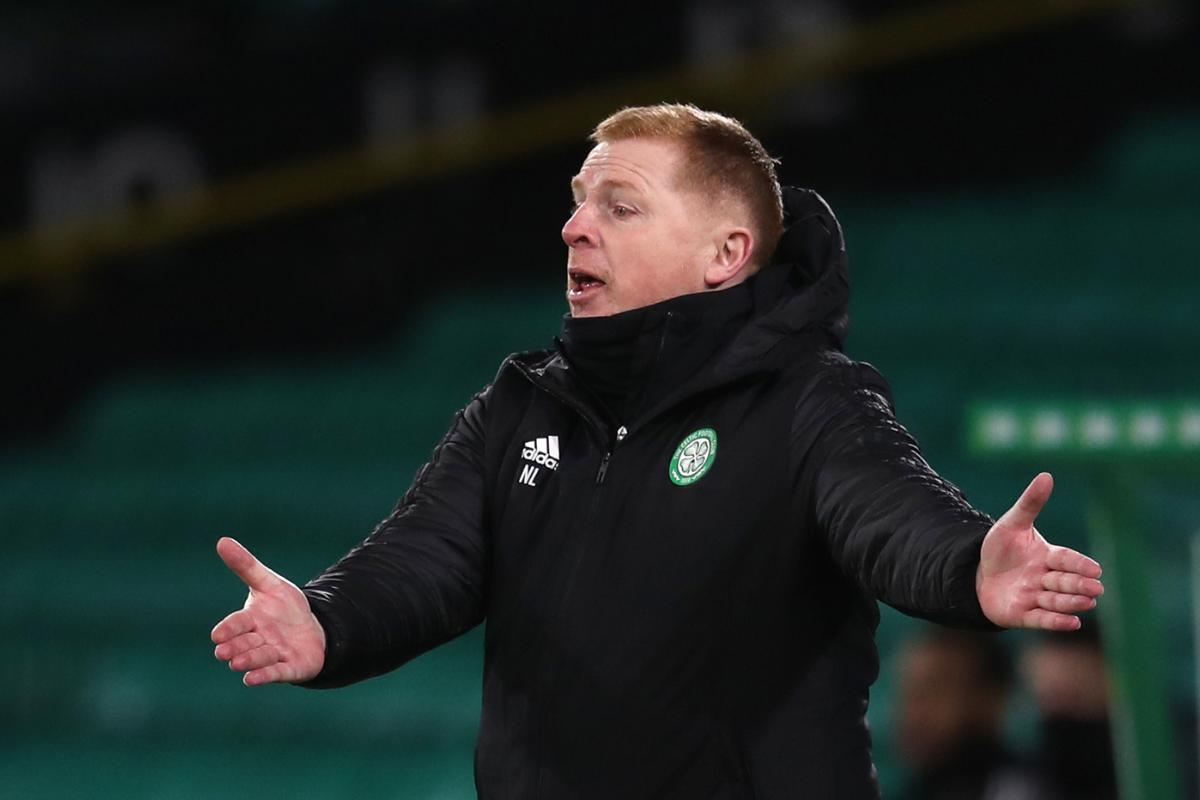 Neil Lennon's Celtic line-up vs St Mirren announced