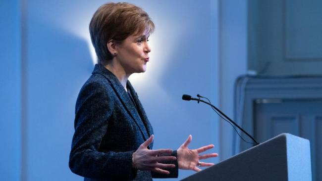 Publisher supported by public funds to release collection of Nicola Sturgeon speeches