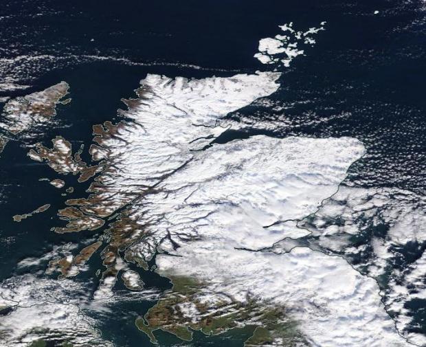 HeraldScotland: NASA Worldview