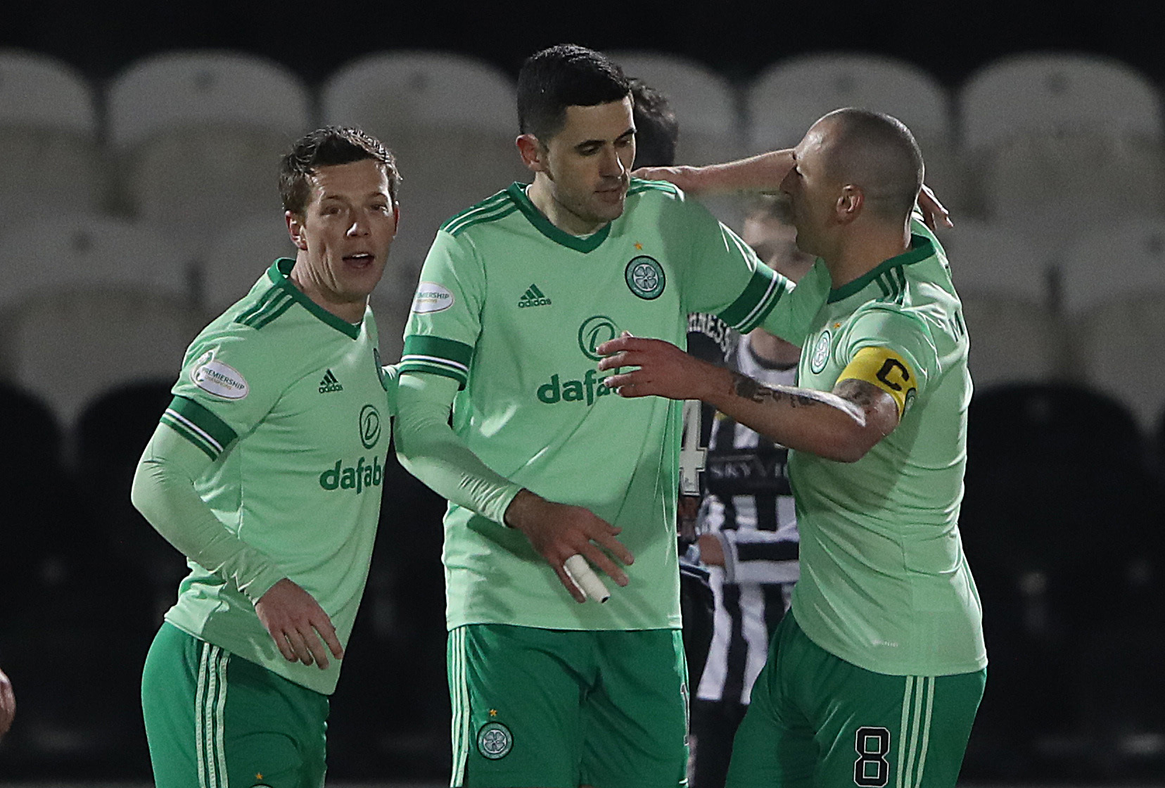 St Mirren 0 Celtic 4: How the Celtic players rated as they cruise to win in Paisley