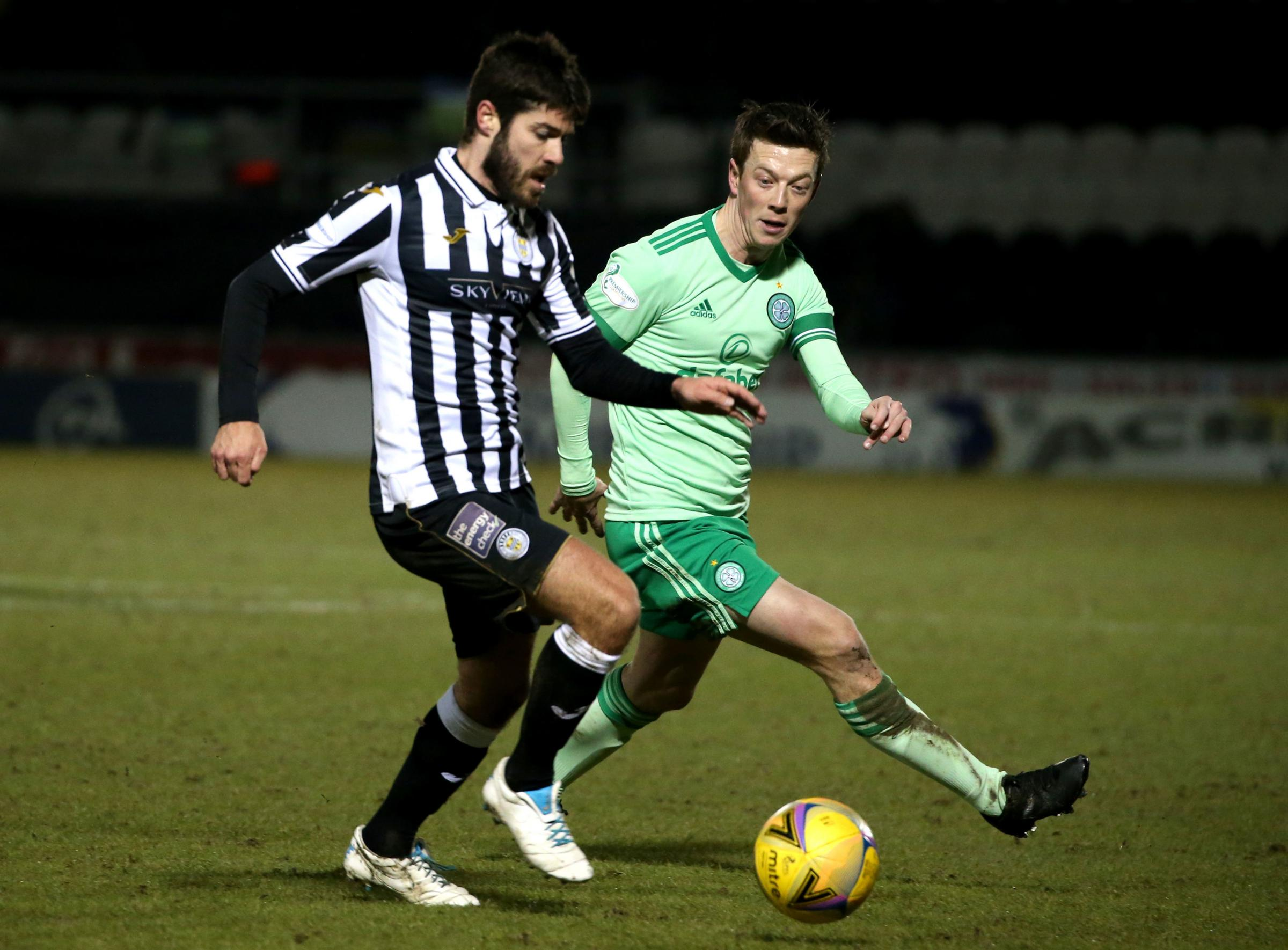 St Mirren 0 Celtic 4: How the St Mirren players rated as Saints turn in poor showing