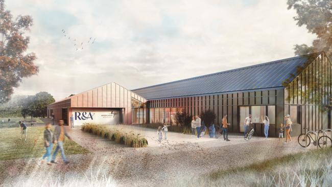 The R&A will build a £10million facility at Lethamhill