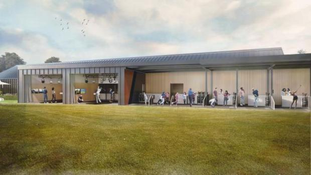 HeraldScotland: The R&A is submitting a planning application for a new golf facility in Glasgow. Picture: the R&A