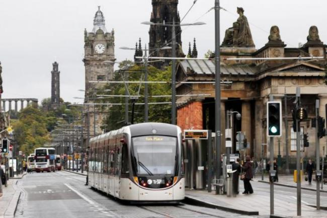 Edinburgh City Council wants to further extend its tram network with a north-south line by 2030