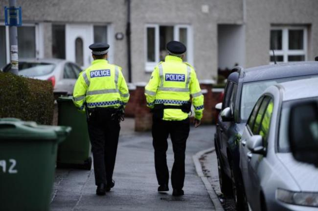 Here's how many Covid fines police handed out in your area