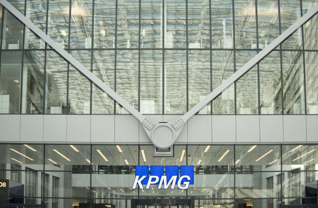 KPMG chief quits after 'stop moaning' claim