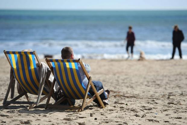 HeraldScotland: There is 'pent-up demand' for holidays, travel firms have said (Andrew Matthews/PA)