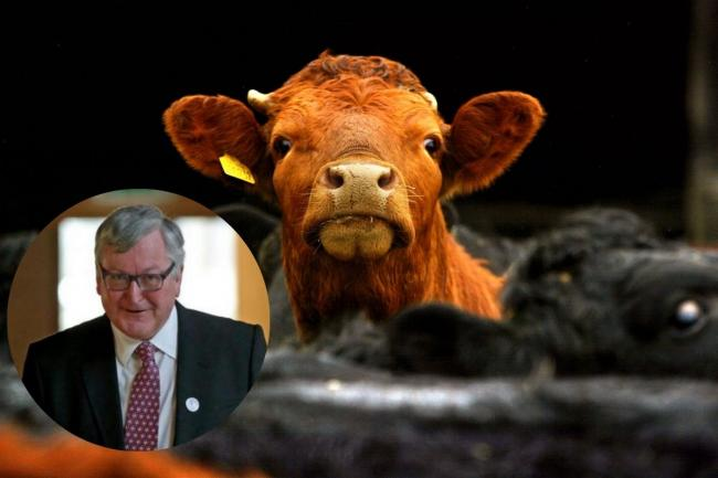 Fergus Ewing has been asked to reduce meat consumption to  meet key climate targets