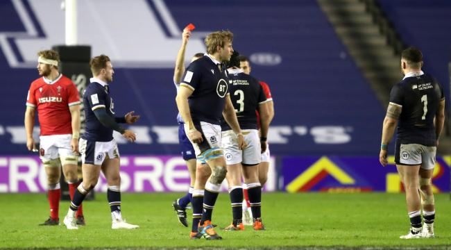 Glasgow captain Ryan Wilson calls for 'common sense' rugby law changes after Fagerson Scotland red