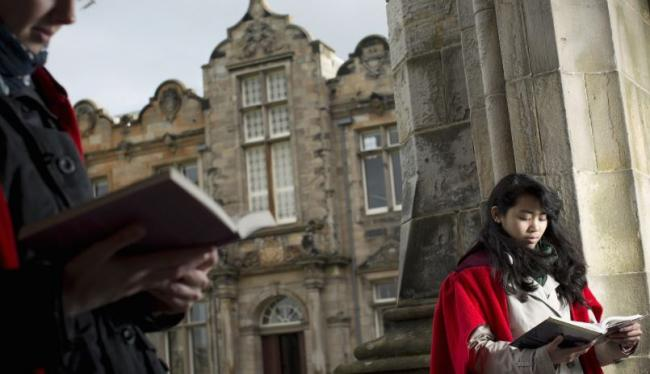 Global row after Scottish university fails to renew gender expert's contract