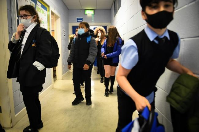 There are fears over how safe schools will be when pupils return in significantly greater numbers later this month, with new recommendations highlighting the importance of face masks.