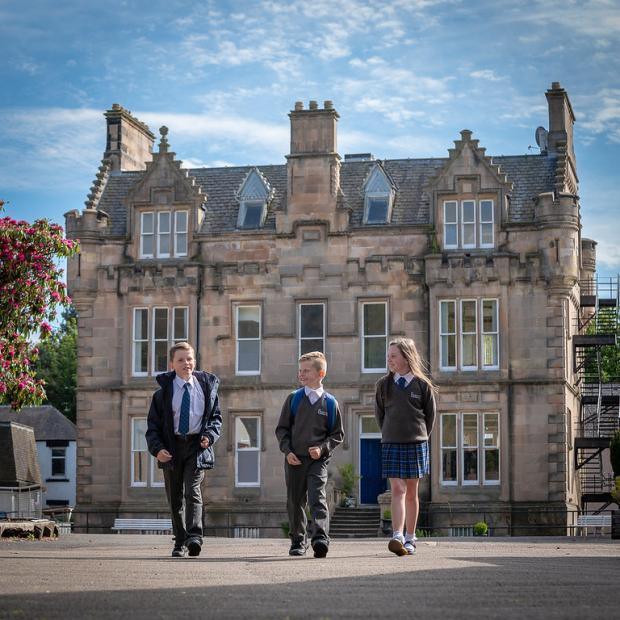HeraldScotland : Fairview : Une école du Baccalauréat International (IB) au cœur de l'Écosse.