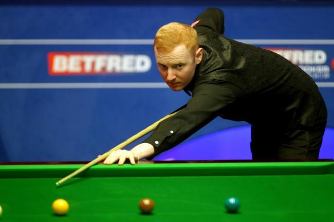 Anthony McGill struggling for motivation as he ponders: 'What's the point?' amid difficult Covid pandemic
