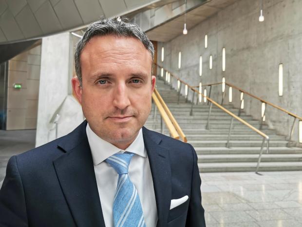 HeraldScotland: Liberal Democrats health spokesman Alex Cole-Hamilton