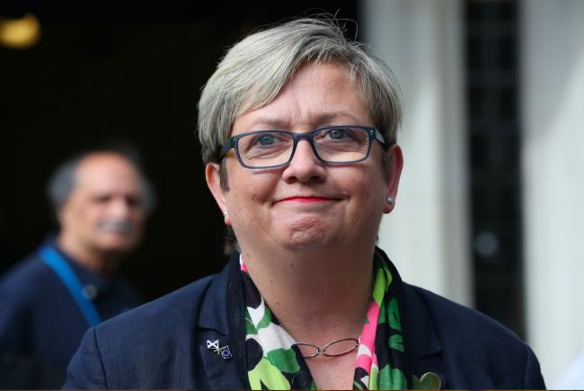 Joanna Cherry disputed that she had taken 'legal action' against River City actor David Paisley (Photo: Getty)