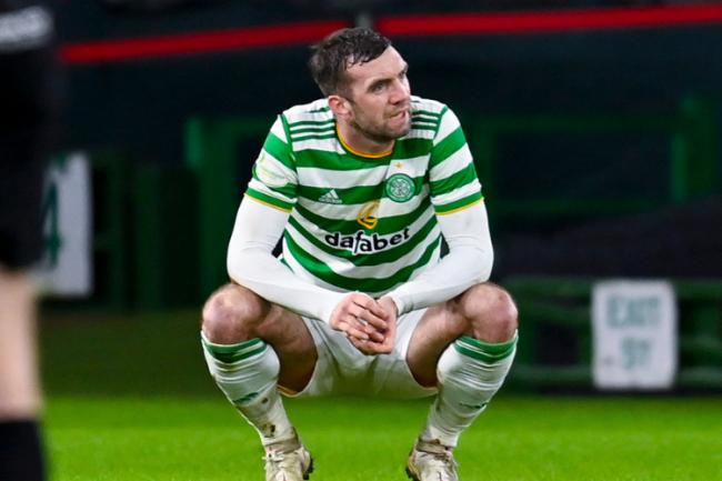 Celtic hit out at 'despicable' abuse aimed at Shane Duffy as Instagram yob taunts fathers death