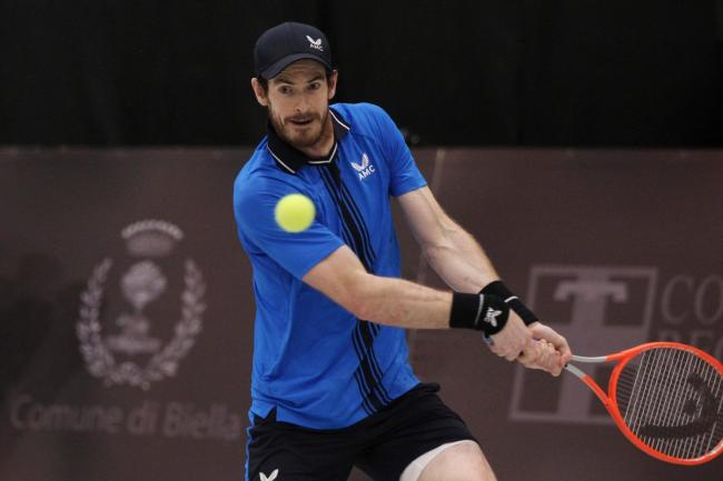 Andy Murray reached the final of a Challenger event in Biella, Italy