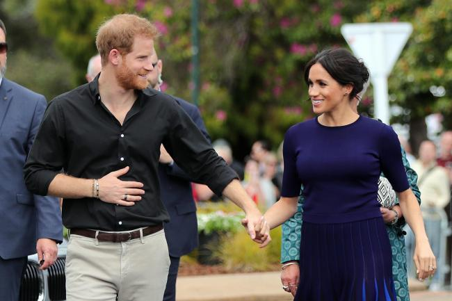 Prince Harry and Meghan have finalised their royal split