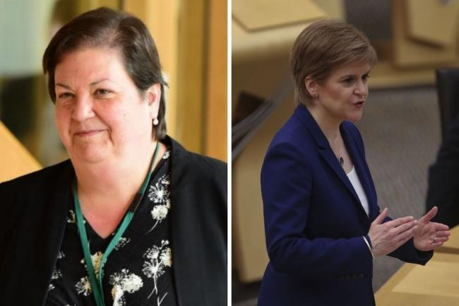 Labour interim leader Jackie Baillie has called for testing to play a key role in Nicola Sturgeon's exit strategy
