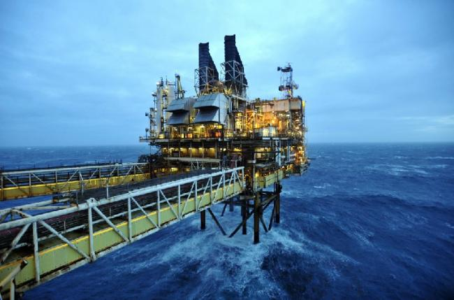 Millions of pounds are still being invested in oil companies such as Shell and BP.
