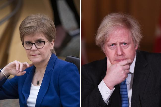 How Scotland's strategic framework from lockdown compares to England's roadmap
