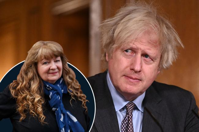 Janey Godley: Why I might apply to lead Boris's 'save the Union' unit