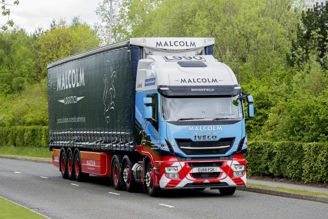 Processing new documentation has increased the cost of Malcolm Logistics' operations, but Brexit has caused no significant issues due to the group's vehicles operating on the UK mainland