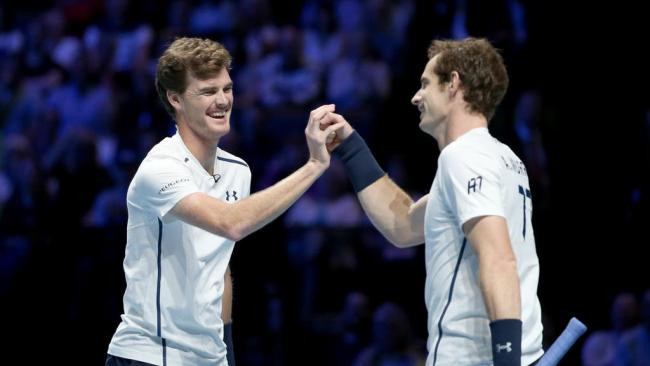 Scottish tennis stars Jamie and Andy Murray to team up for England vs Scotland tournament
