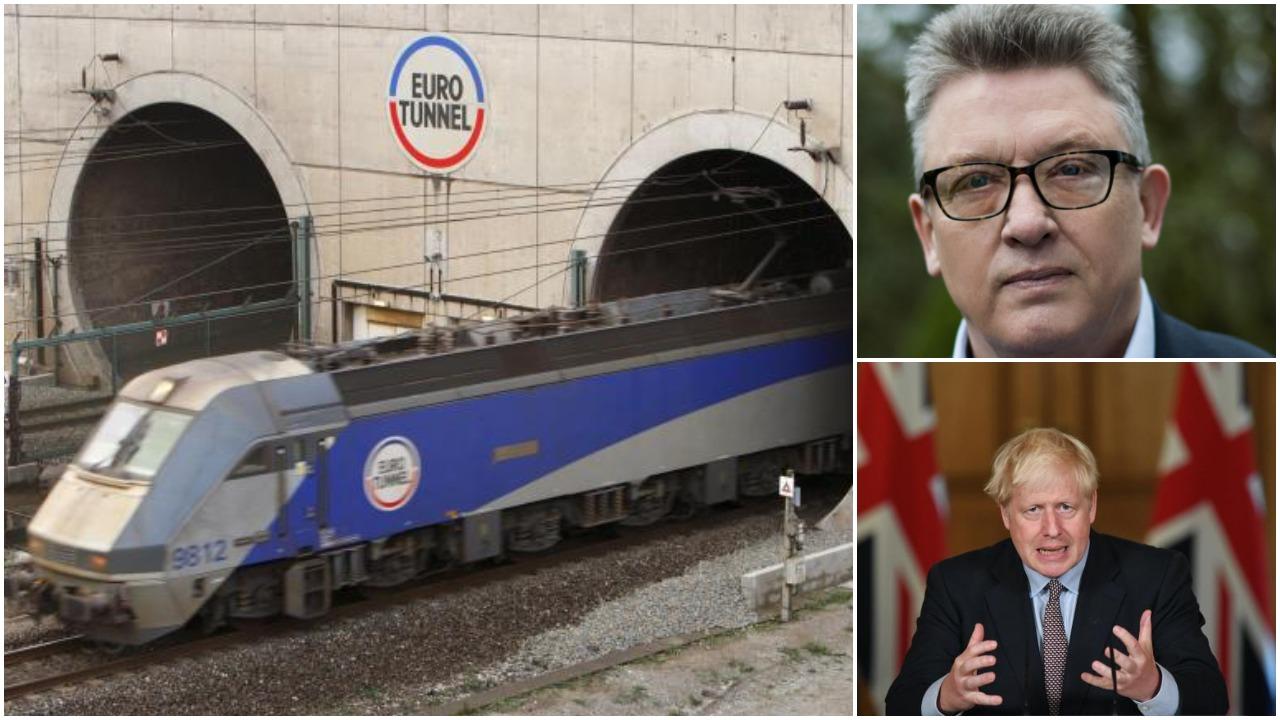 Visi terowongan: Manusia di sebalik konsep penyeberangan Scots-Ireland takut Boris Johnson merosakkan rancangan itu