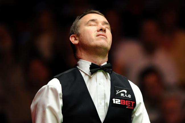 Stephen Hendry is preparing to step back into the unknown