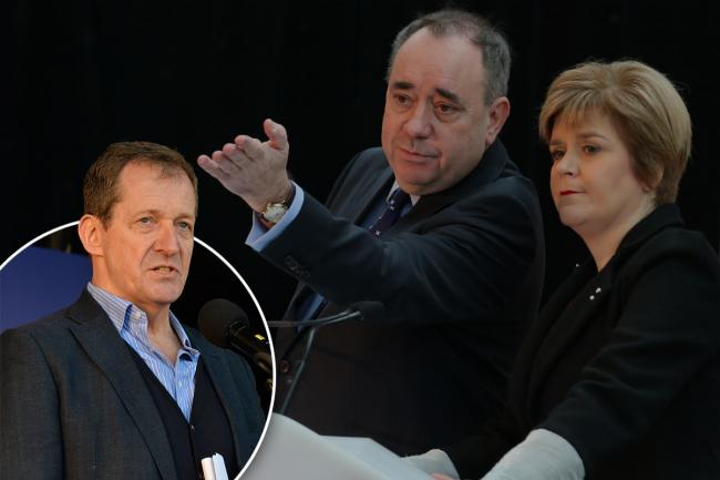 Alastair Campbell: Salmond inquiry shows London media's double standards when it comes to scandal
