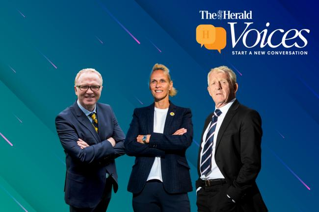 Alex McLeish, Gordon Strachan and Shelley Kerr join The Herald ahead of Scotland's Euro 2020 campaign