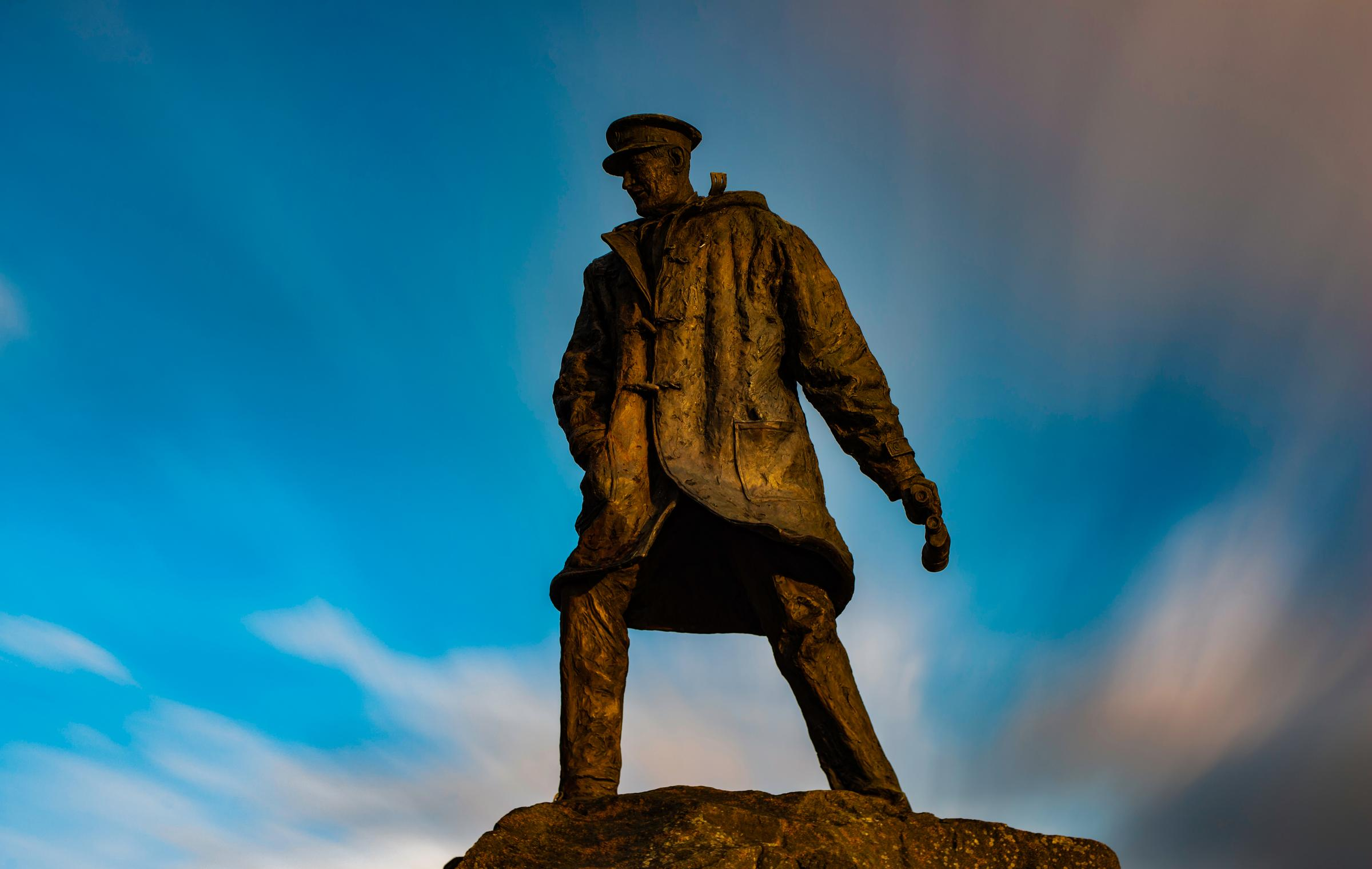 Scottish Panoramas: a memorial to the man who formed the SAS