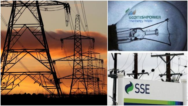 Scots energy firms join National Grid in revolt over regulator's curb on customer price rises