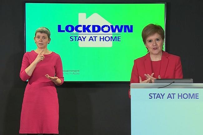 Covid Glasgow: Nicola Sturgeon to provide an update today on Glasgow spike