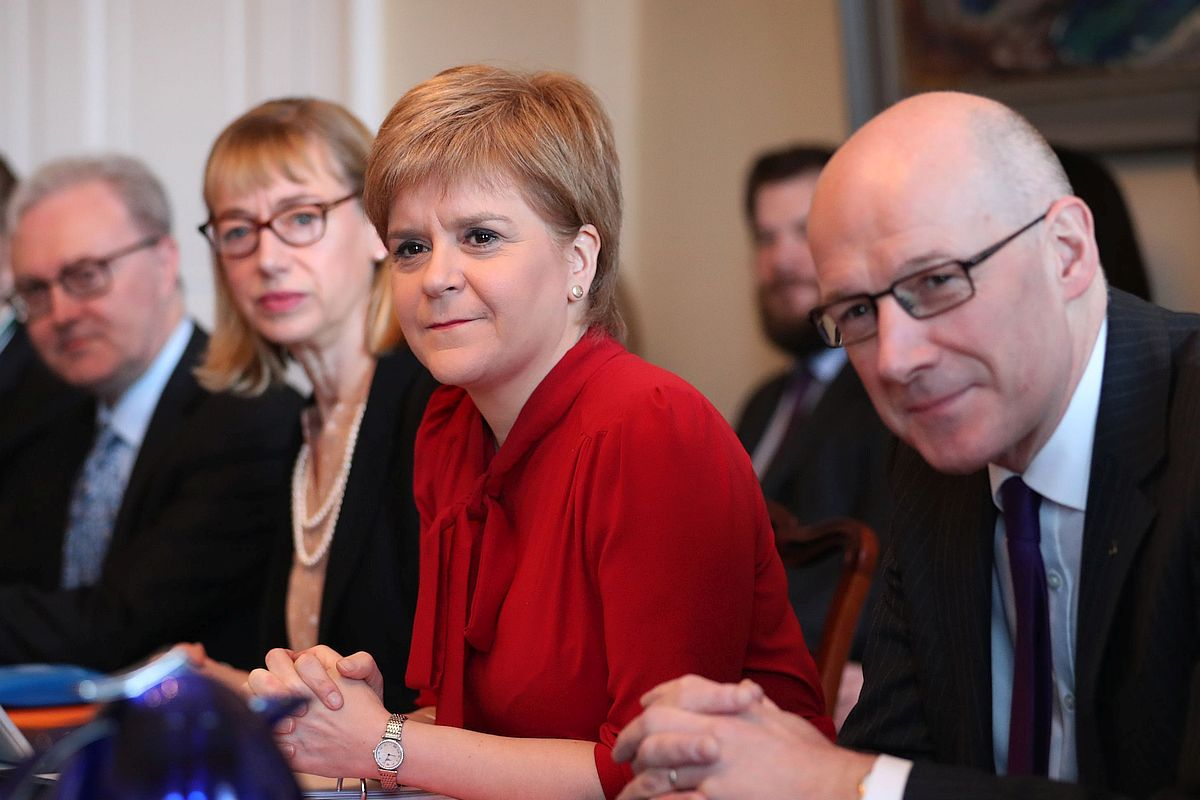 Sturgeon Government 'discounted' advice to concede legal fight with Salmond | HeraldScotland