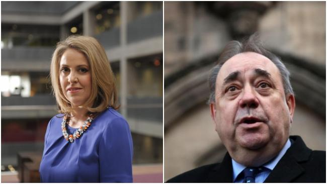 BBC release response following complaints over Sarah Smith Alex Salmond  report | HeraldScotland