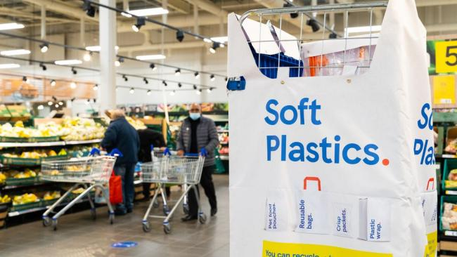 Tesco rolls out recycling points for bread bags, crisp packets and pet pouches