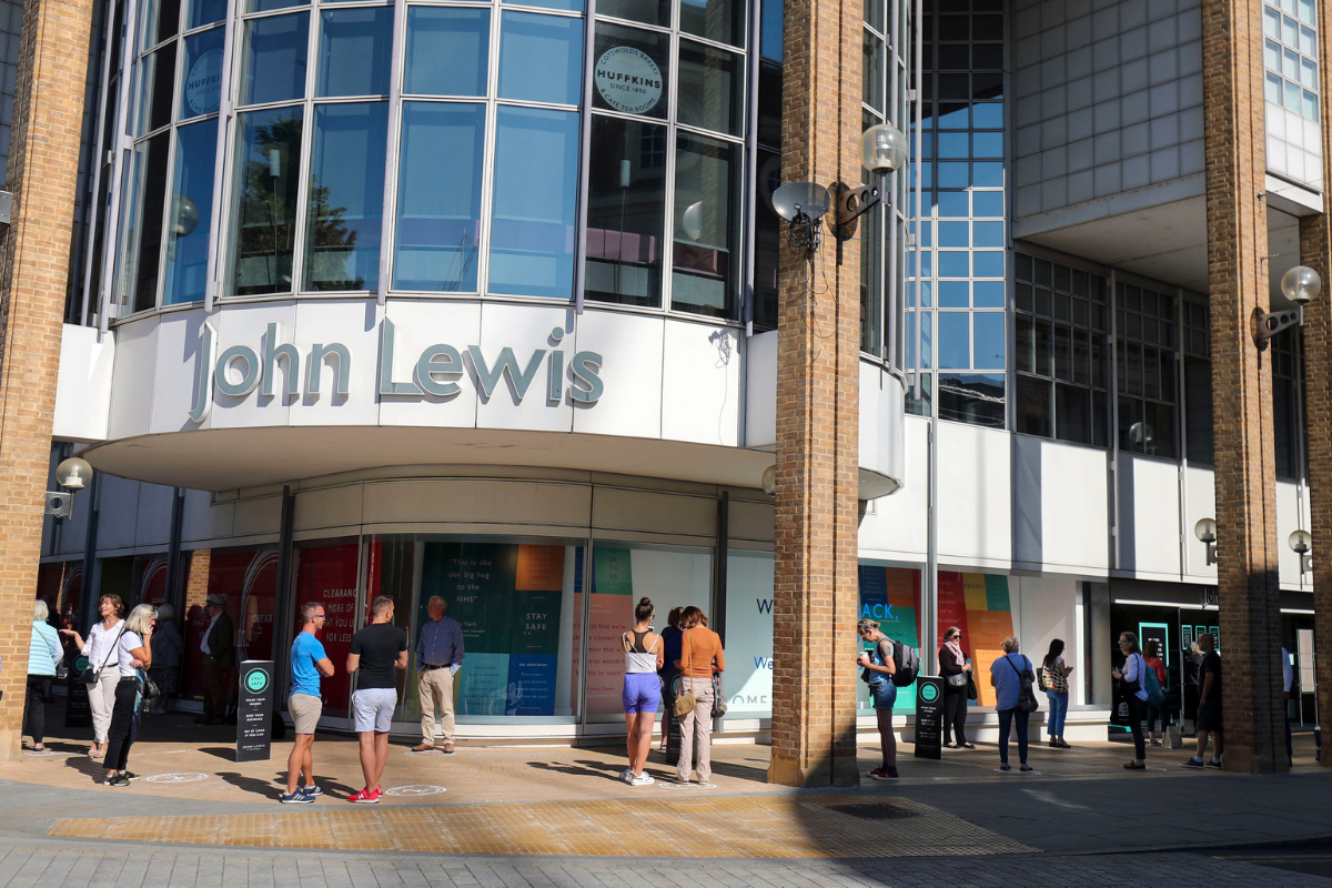 John Lewis warns over further store closures | Luxury hotel collection launched