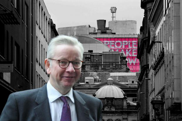 HeraldScotland: Michael Gove said he wanted to end the 'Westminster knows best' approach
