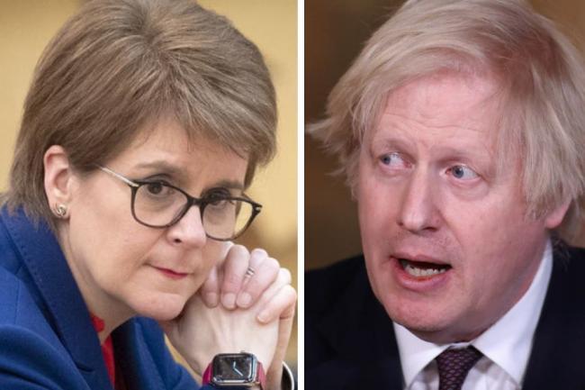 Boris Johnson hits out at Nicola Sturgeon and SNP over Scottish independence  | HeraldScotland