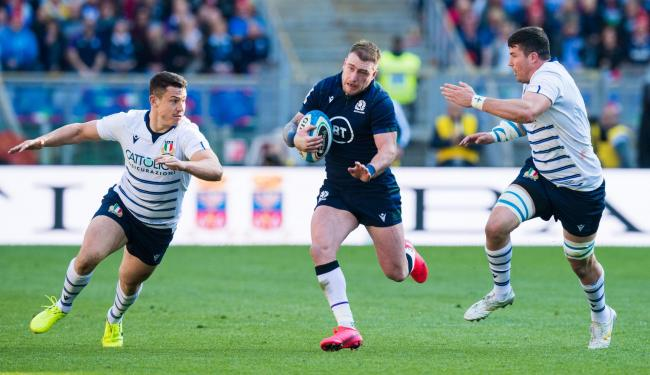 Adam Hastings: Experimental Scots can shine against Italy