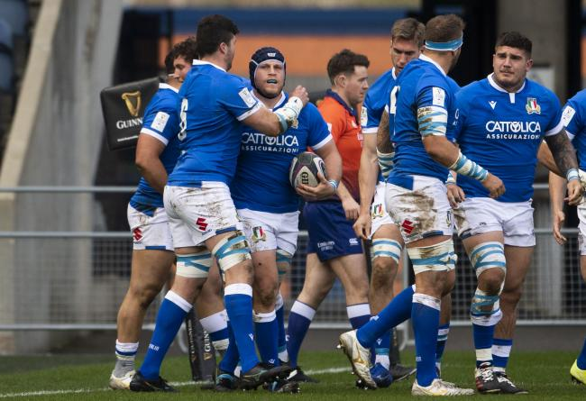 Scotland 52-10 Italy: How the Azzuri players rated