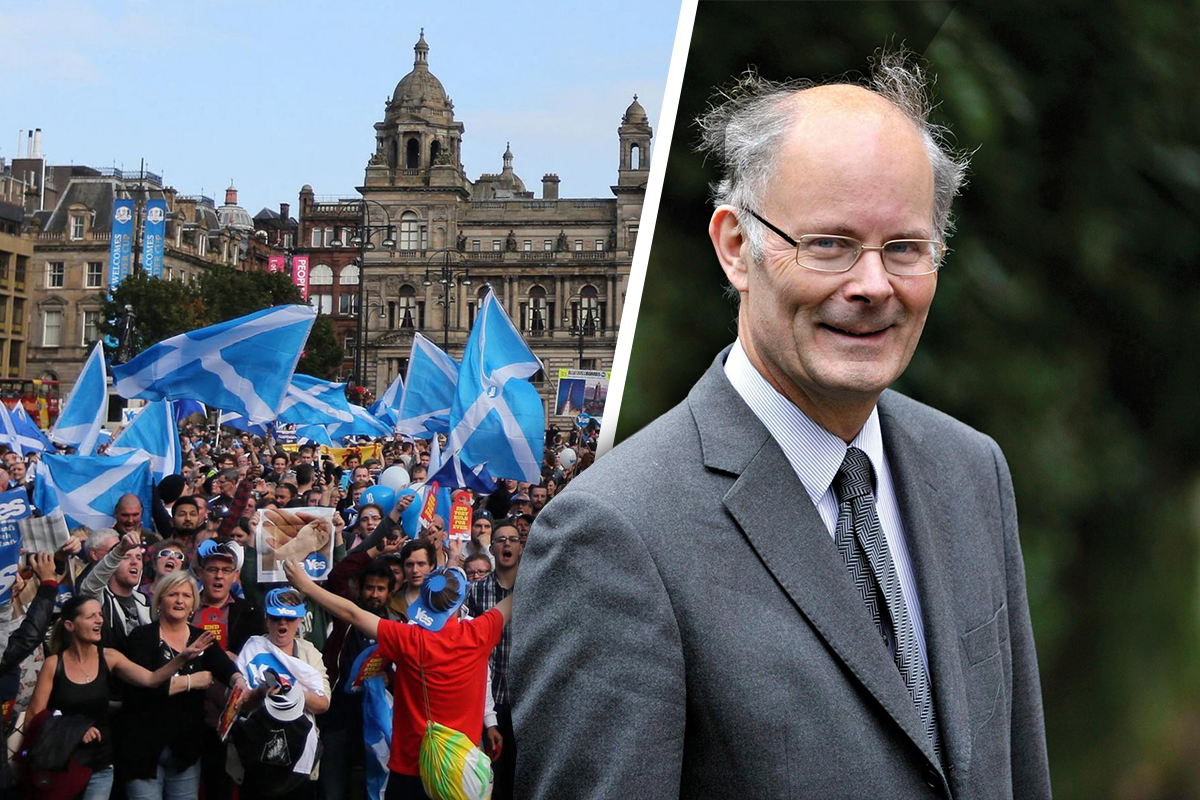 Indyref2: John Curtice predicts when independence debate will pick up